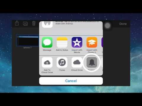 How to add Ringtones to iPhone (Indonesia) - Cara menambahkan ringtone di iPhone