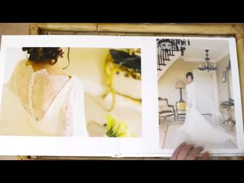 Fine Art Wedding Album Beau and Pastel Wedding Photographer Ireland