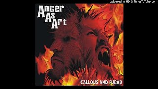 Anger As Art - Invaders From Within