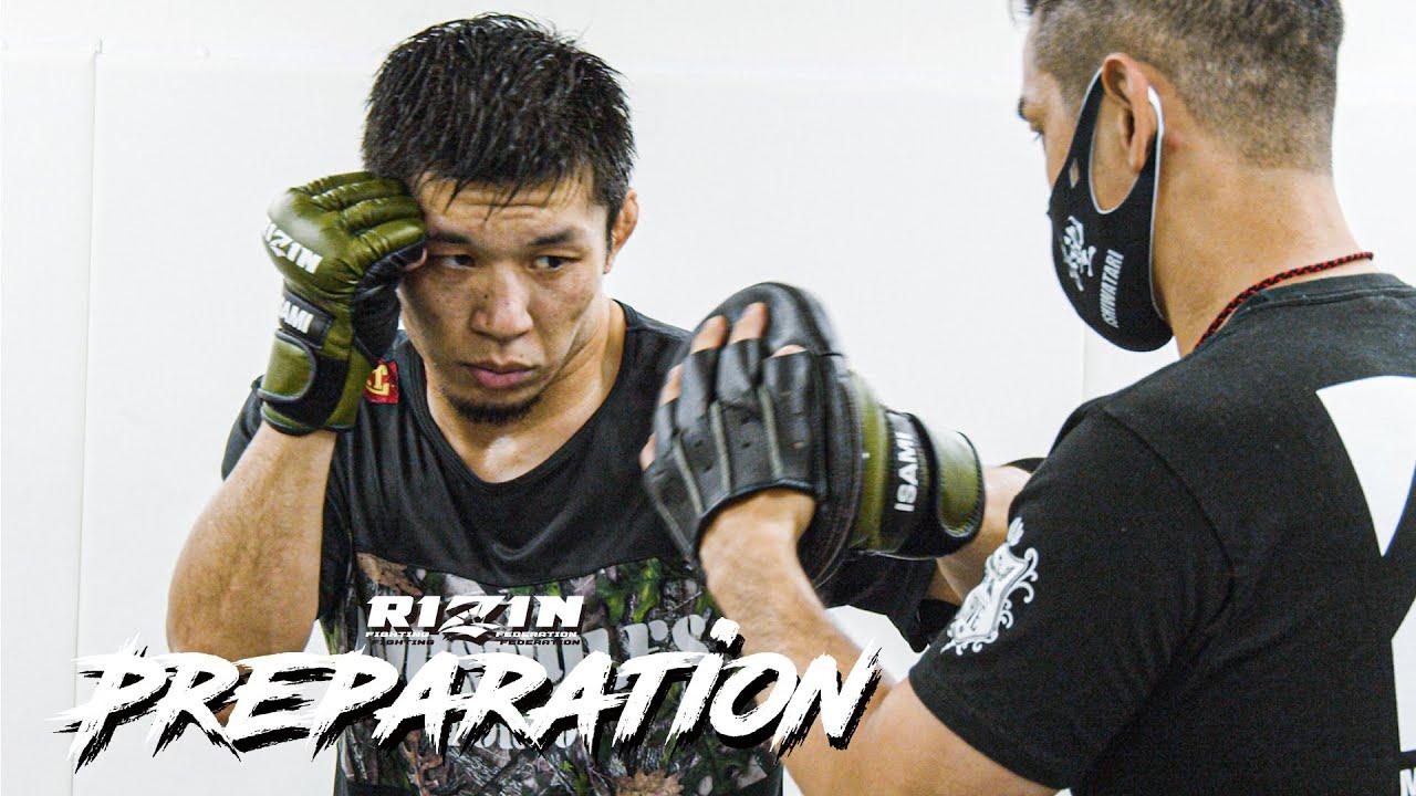 【密着】Preparation   斎藤裕 / Yutaka Saito - RIZIN.31
