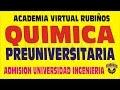 QUIMICA ADMISION UNIVERSIDAD DE INGENIERIA PROBLEMAS RESUELTOS 2016
