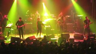 Dashboard - Modest Mouse Live at Webster Hall 03-18-2015