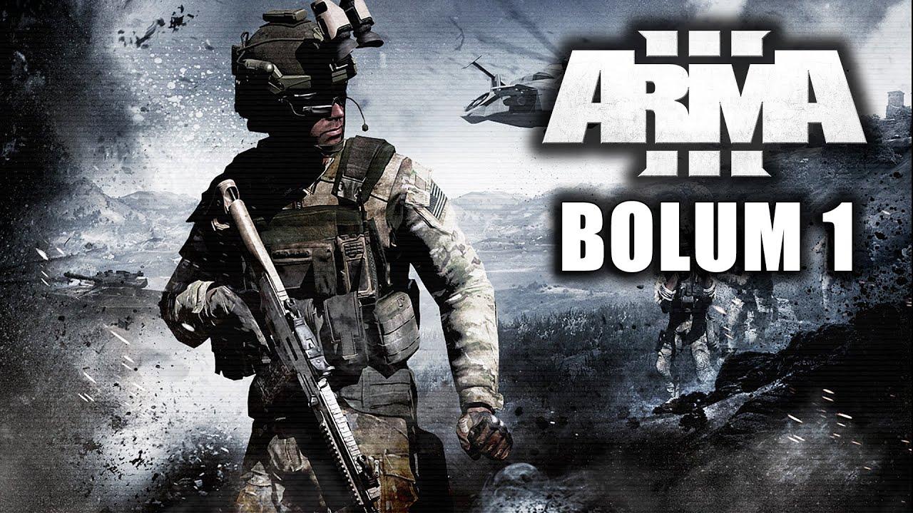 YÜKSELEN GERİLİM | ARMA 3 Hikaye Modu Türkçe Altyazılı Bölüm 1 #oyun #simülasyon #arma3