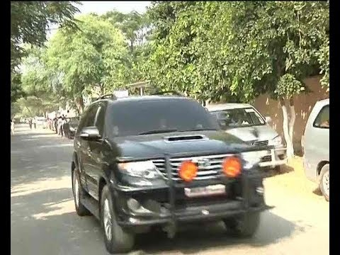 EXCLUSIVE: Gurmeet Ram Rahim's cavalcade leave for CBI court in Panchkula