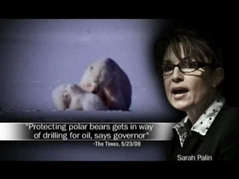 Sarah Palin Is Fighting Efforts To Protect The Polar Bear