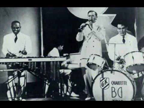 The Gene Krupa Quartet Petit Fleur / Big Noise From Winnetka
