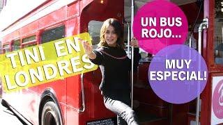 Gambar cover ¡No van a creer este bus! l #TiniInLondon   TINI