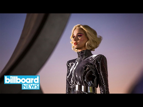 Katy Perry Releases Trippy Futuristic