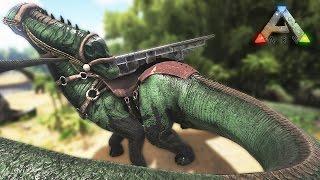 Ark Survival Evolved #22 Prezivljavanje - Brontosaurus & Carno Ostrvo