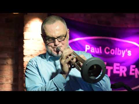 """""""Mozart's Step Grandmother"""" By Gene Pritsker/Soloist Peter Oswald And CompCordBigband In NYC"""