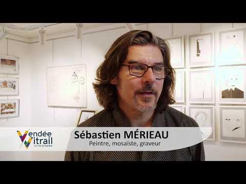 Exposition À L'annexe De Vendée Vitrail - Octobre 2020 - Sébastien Mérieau