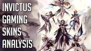 Bland, boring, and brilliant || Invictus Gaming team skins analysis
