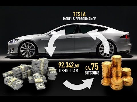 Here's How To Profitably Mine BITCOIN In A TESLA