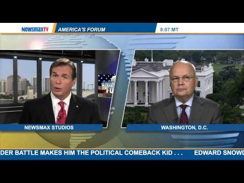 America's Forum | Gen. Michael Hayden (Ret.) talks about the German spying scandal