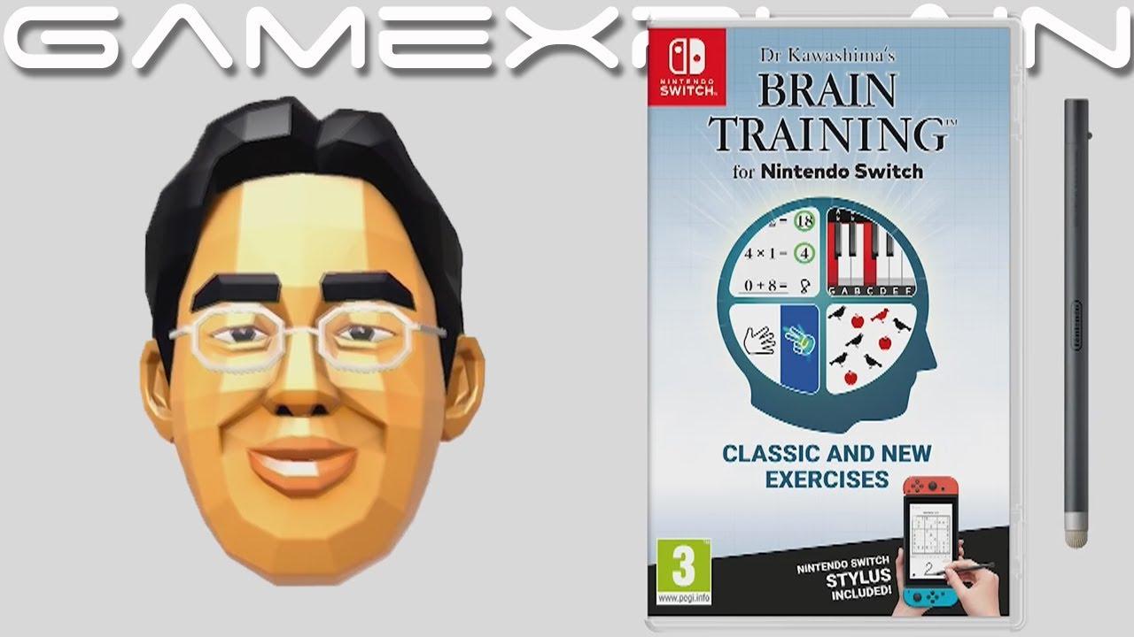 Announcement Trailer για το Brain Training for Nintendo Switch