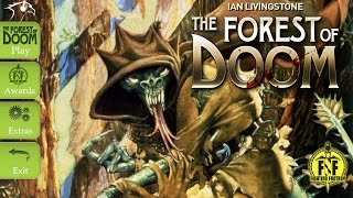 The Forest Of Doom: Fighting Fantasy Returns!