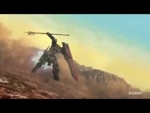 Mashup: Bye Bye Babylon (Mobile Suit Gundam: Iron-Blooded Orphans)