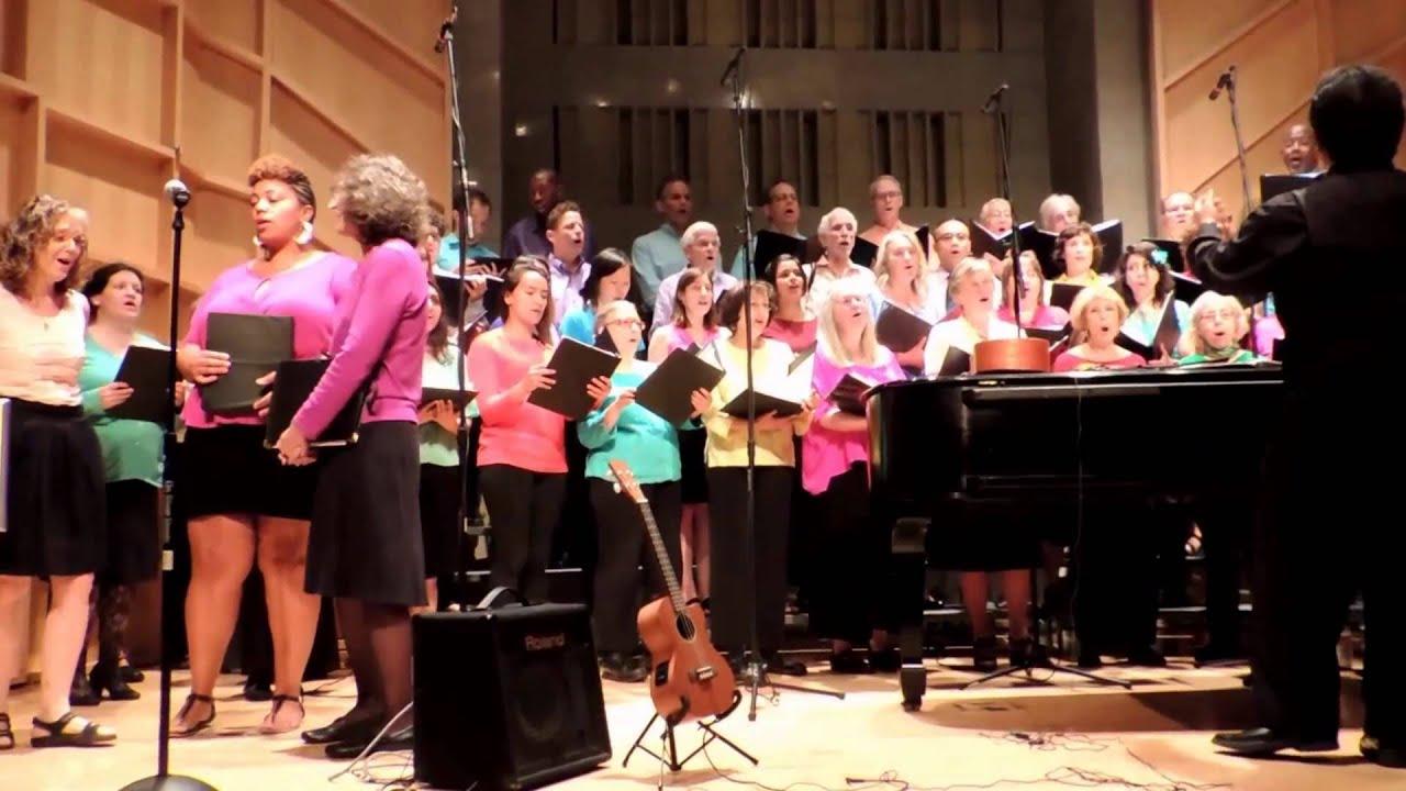 Wanemo (sung in Igbo, a language of Nigeria) - Peace of Heart Choir [HD]