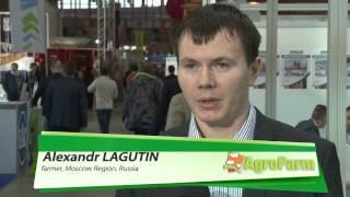 AgroFarm 2014 -  international exhibition for animal husbandry and animal breeding