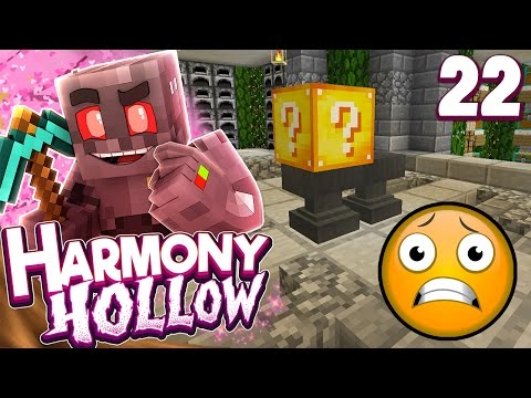 Minecraft Harmony Hollow Modded SMP Episode 22: Chaotic Disruption