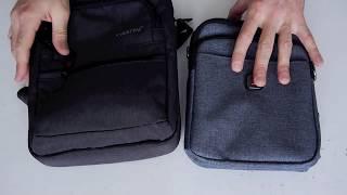 Обзор сравнение двух сумок через плечо - Tigernu и Soperwillton