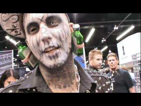 NAMM 2012 with Blue Felix
