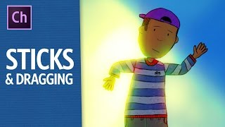 Sticks & Dragging - ARCHIVED (Adobe Character Animator Tutorial)