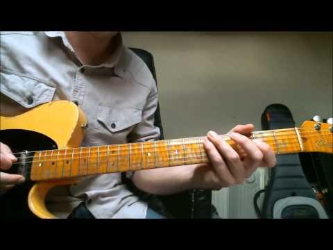 Jazz Guitar Licks - 3 Must Know V I Bebop Guitar Licks