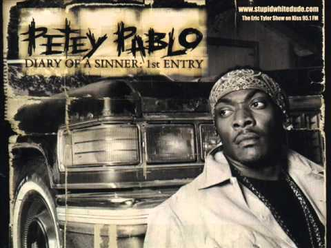 Petey Pablo - Unknown Song
