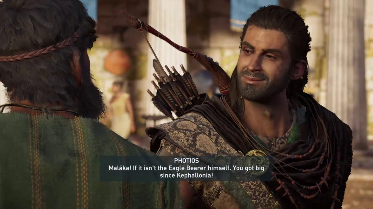 Assassins Creed Odyssey-ALEXIOS-Gameplay Walkthrough Part