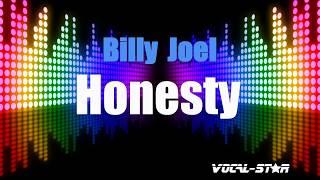 Billy Joel - Honesty (Karaoke Version) with Lyrics HD Vocal-Star Karaoke