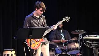 The Sinister Minister - SPCPA Jazz Concert - May 2015