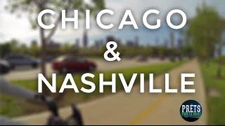 Chicago & Nashville - PRÊTS pour la route