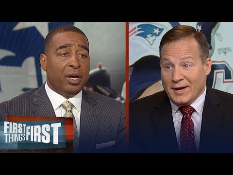 Cris Carter says the Patriots' issue is the personnel — not Brady's age   NFL   FIRST THINGS FIRST