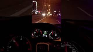 Araba SnapAudi A4 GeceHız