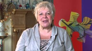 Liz Lochhead reads Trouble is Not My Middle Name