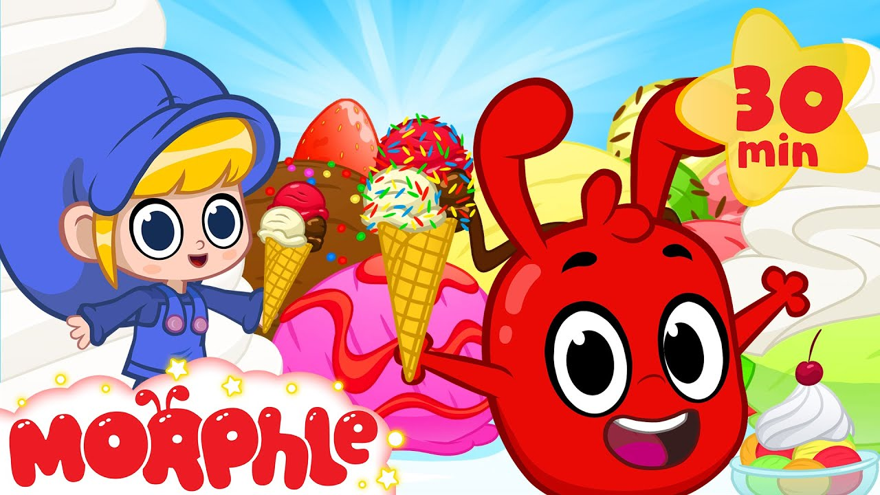 Ice Cream Island - Mila and Morphle | Kids Videos and Cartoons | Morphle TV