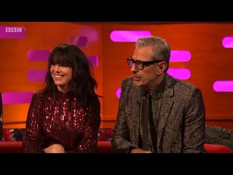 Straighten Up And Fly Right - Jeff Goldblum & Imelda May. The Graham Norton Show
