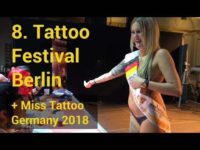 8. Tattoo Festival Berlin