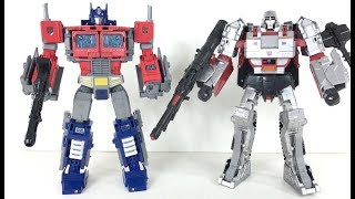 eBEFOREi Reviews: Transformers Power Of The Primes Leader Class OPTIMUS PRIME