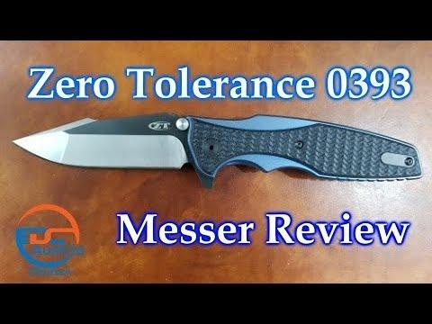 Zero Tolerance 0393 Review Deutsch - Neue Rick Hinderer Kollaboration!