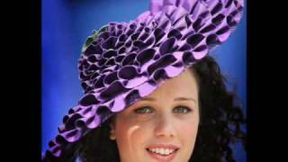 Royal Ascot-beautiful hats- music Fancy ''Pretty Woman""