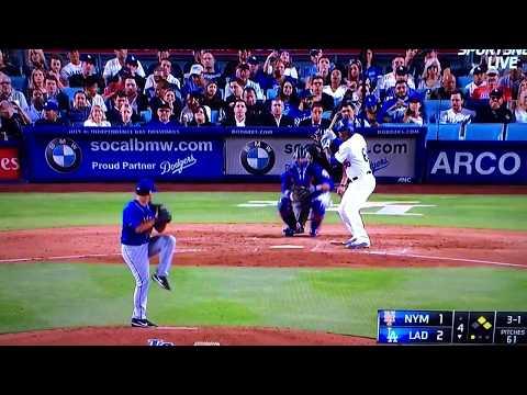 Puig 3 Run Homerun Vs Mets