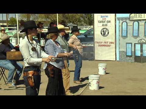 Cowboy Fast Draw - Getting Started / #1. Introduction & Time Period