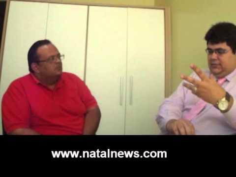 PROGRAMA NATAL NEWS - TV NATAL CANAL 12 NET TV