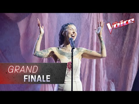 Grand Finale: Stellar Perry Sings 'Anyone' | The Voice Australia 2020