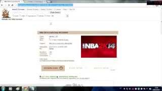 NBA 2K14 Download PC (NO SURVEYS) Part 1