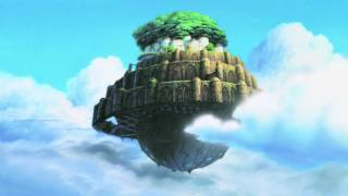 The Girl Who Fell from the Sky - Castle in the sky