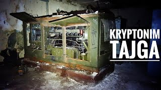 Kryptonim Tajga |Urbex#161|
