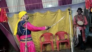 भाग-4 प्रदीप की नौटंकी आदर्श मनोरंजन खैरा बाजार बाराबंकी इंदल हरण ग्राम  देवगरपुर
